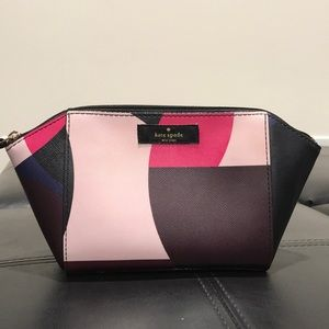 Kate spade cosmetic case pouch